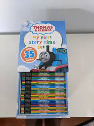 Thomas and Friends My First Storytime Collection : Set of 35 books