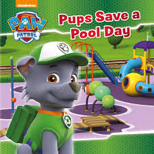 Paw Patrol : Pups Save A Pool Day