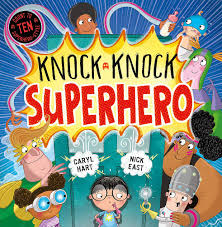 Knock Knock Superhero