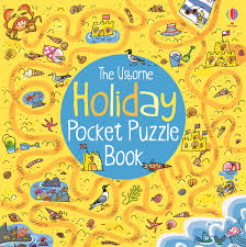 The Usborne Holiday Pocket Puzzle Book