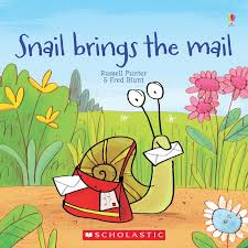Snail Brings the Mail (Usborne Phonics Readers)