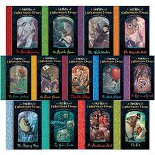 The Series of Unfortunate Events Box Set