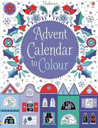 Advent Calendar to Colour (Usborne)