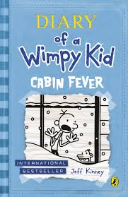 Cabin Fever (Diary of a Wimpy Kid : Book 6)