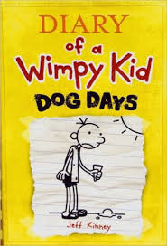The Diary of a Wimpy Kid Series
