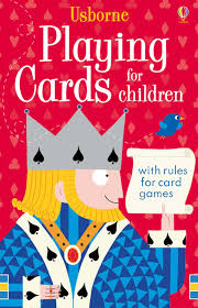 Playing Cards for Children  (Usborne)