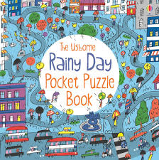 The Usborne Rainy Day Pocket Puzzle Book