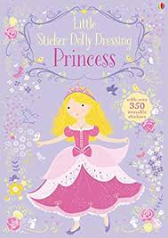 Little Sticker Dolly Dressing Princess