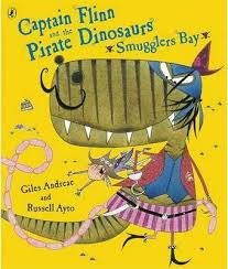 Captain Flinn and the Pirate Dinosaurs : Smugglers Bay