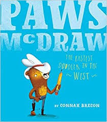Paws McDraw : Fastest Doodler in the West
