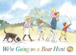 We're Going on a Bear Hunt (In Box Set)