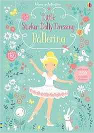 Little Sticker Dolly Dressing Ballerina