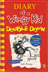 Diary of a Wimpy Kid : Double Down (Hardback)