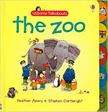 Usborne Talkabouts : The Zoo