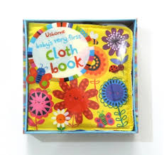 Usborne Baby's Very First Cloth Book