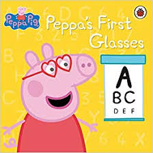 Peppa's First Glasses (Paperback)