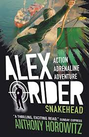 Snakehead : Alex Rider (Book 7)