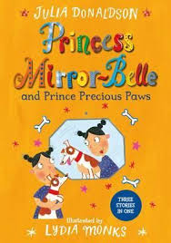 Princess Mirror-Belle and Prince Precious Paws