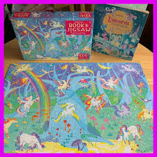 Usborne Book and Jigsaw : Night Time
