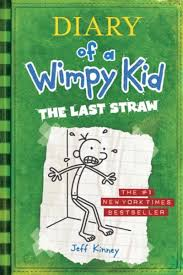 The Last Straw (Diary of a Wimpy Kid : Book 3)