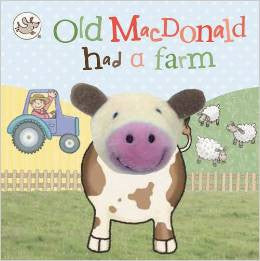Little Learners Finger Puppets : Old MacDonald had a farm