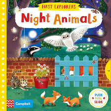 First Explorers : Night Animals