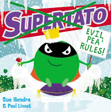 Supertato Evil Pea Rules