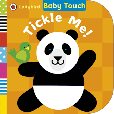 Ladybird Baby Touch : Tickle Me!