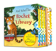 Axel Scheffler Little Library