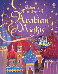Usborne Illustrated Arabian Nights (Hardcover)