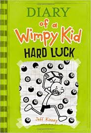 Hard Luck (Diary of a Wimpy Kid : Book 8)