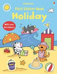 Usborne First Sticker Book : Holiday