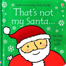 That's Not My Santa (Board Book)