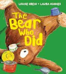 The Bear Who Did