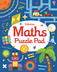 Maths Puzzle Pad (Tear Off Pads)