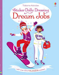 Sticker Dolly Dressing : Dream Jobs