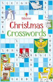 Christmas Crosswords (Usborne)
