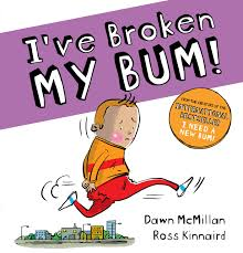 I've Broken My Bum