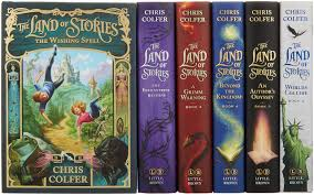 The Land of Stories Series