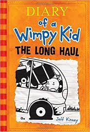Long Haul (Diary of a Wimpy Kid : Book 9)