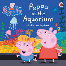 Peppa at the Aquarium