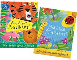 Mad About Megabeasts and Minibeasts