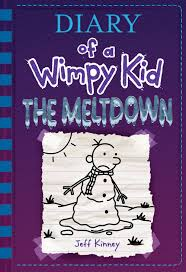 The Meltdown (Diary of a Wimpy Kid) (Hardback)
