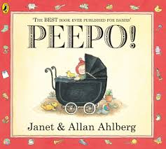 Peepo Board Book