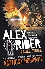 Eagle Strike : Alex Rider (Book 4)