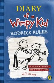 Roderick Rules (Diary of a Wimpy Kid : Book 2)