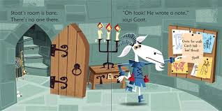 Goat in a Boat (Usborne Phonics Readers)