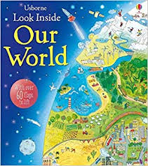 Look Inside Our World (Hardback)