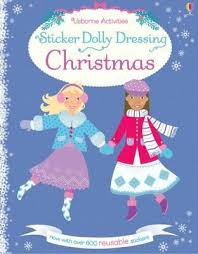 Sticker Dolly Dressing : Christmas