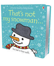 That's Not My Snowman (Board Book)